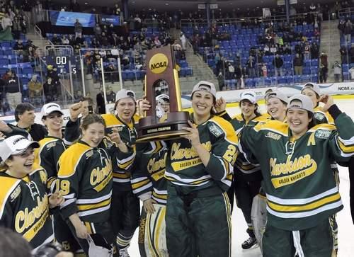Clarkson wins 2014 NCAA Championship